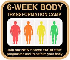 6-Week Body Transformation Camp