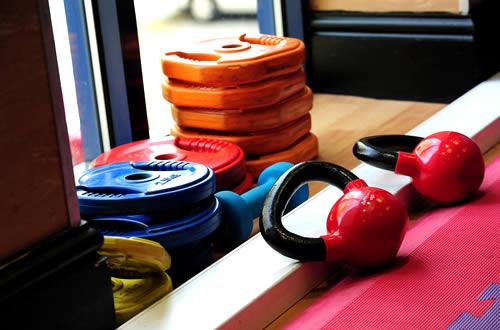 Gym Facilities bromsgrove