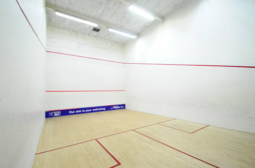 Rackets Courts